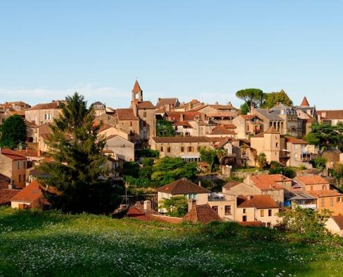 Visitando La Dordoña Francesa