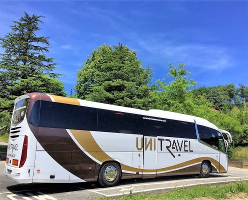 5 consejos para viajes largos en autobús